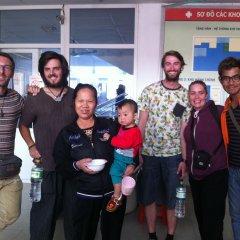 Хостел BC Family Homestay - Hanoi's Heart Ханой помещение для мероприятий