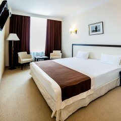 Корона отель-апартаменты сейф в номере