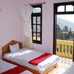 Sapa Starlight Hotel Шапа комната для гостей