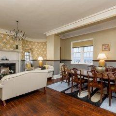 Апартаменты My-castle Apartments Эдинбург комната для гостей фото 3