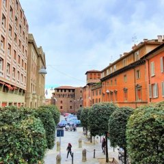 Отель Art Hotel Novecento Италия, Болонья - отзывы, цены и фото номеров - забронировать отель Art Hotel Novecento онлайн с домашними животными