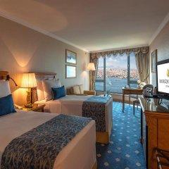 Отель InterContinental Istanbul удобства в номере