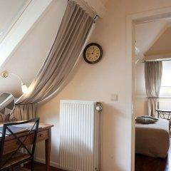 Отель T Sandt Бельгия, Антверпен - отзывы, цены и фото номеров - забронировать отель T Sandt онлайн комната для гостей фото 5