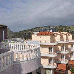 Отель Villa Qendra Албания, Ксамил - отзывы, цены и фото номеров - забронировать отель Villa Qendra онлайн балкон