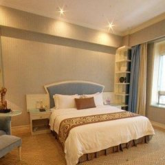 Taiji Hotel комната для гостей фото 5