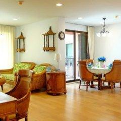 Отель Marrakesh Condo Residence by Hua hin property online питание