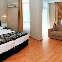 Azak Hotel сейф в номере