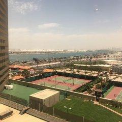 Отель Hyatt Regency Galleria Residence Дубай балкон