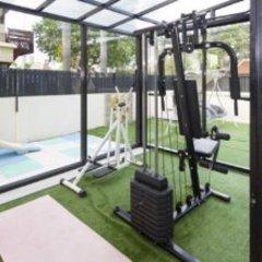 Отель Nowhere Villa Pattaya фитнесс-зал фото 3