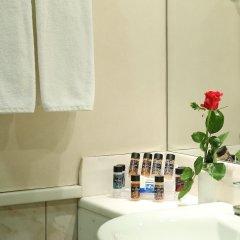 Отель Athens Zafolia Hotel Греция, Афины - 1 отзыв об отеле, цены и фото номеров - забронировать отель Athens Zafolia Hotel онлайн ванная фото 2