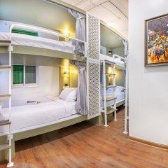 Отель Ama Hostel Bangkok Таиланд, Бангкок - отзывы, цены и фото номеров - забронировать отель Ama Hostel Bangkok онлайн комната для гостей фото 2