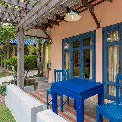 Отель Wind Field Resort Pattaya балкон