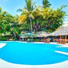 Отель Hotel Beach Bungalows Los Manglares Пунта Кана фото 15