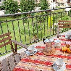 Отель Domus Appia Antica балкон