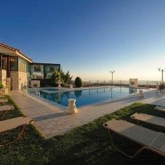 Отель Vergis Epavlis бассейн фото 3