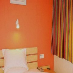 Отель 7 Days Inn Shangqiu Minzhu Road Walmart Branch комната для гостей фото 2