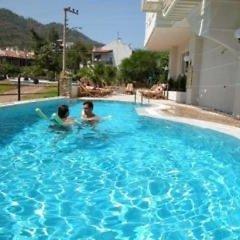 Markiz Hotel бассейн