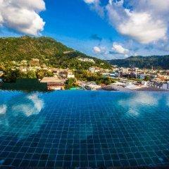 Отель Q Conzept Boutique Residence Таиланд, Карон-Бич - отзывы, цены и фото номеров - забронировать отель Q Conzept Boutique Residence онлайн бассейн фото 2