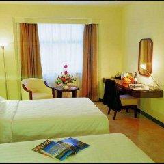 Отель Zhujiang Overseas комната для гостей фото 4