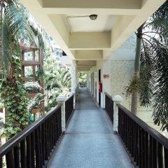 Отель Splendid Resort at Jomtien балкон