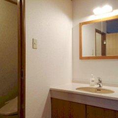 Hotel Schon Wald Хакуба ванная
