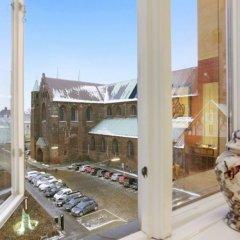 Отель Royal Дания, Орхус - отзывы, цены и фото номеров - забронировать отель Royal онлайн балкон