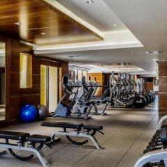 Отель Hilton Dubai The Walk фитнесс-зал фото 3