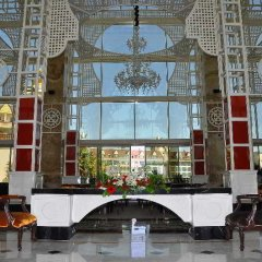 Отель Side Crown Charm Palace Сиде интерьер отеля фото 3