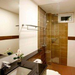 Отель Orchid Resortel ванная фото 2