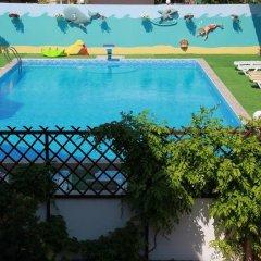 Griboff Hotel Бердянск бассейн фото 3