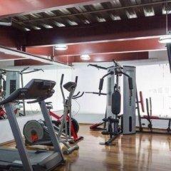 Отель Trendy Suite With Terrace in Polanco Мехико фитнесс-зал фото 2