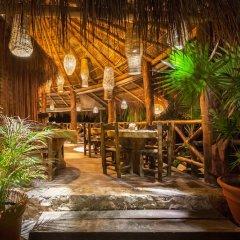 Отель Beachfront Hotel La Palapa - Adults Only Мексика, Остров Ольбокс - отзывы, цены и фото номеров - забронировать отель Beachfront Hotel La Palapa - Adults Only онлайн фото 2