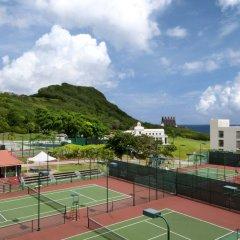 Отель Hilton Guam Resort And Spa спортивное сооружение