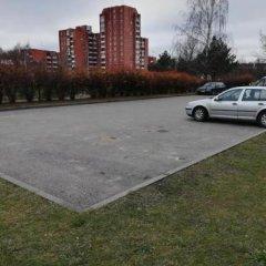 Отель B&B Simple парковка