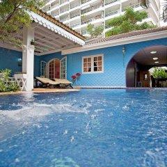 Отель Jomtien Paradise Villa бассейн фото 3