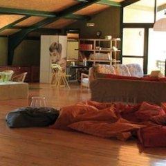 Layos Hostel - Camp интерьер отеля фото 2