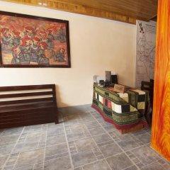 Отель Tavan Ecologic Homestay Вьетнам, Шапа - отзывы, цены и фото номеров - забронировать отель Tavan Ecologic Homestay онлайн интерьер отеля фото 2