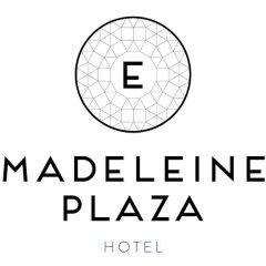Отель Hôtel Madeleine Plaza спортивное сооружение