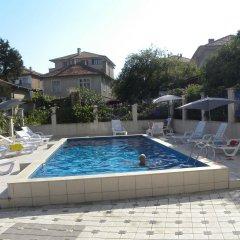 Отель ApartComplex New Tawn Болгария, Аврен - отзывы, цены и фото номеров - забронировать отель ApartComplex New Tawn онлайн бассейн фото 2