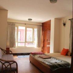 Отель Ojas Wellness B & B Непал, Лалитпур - отзывы, цены и фото номеров - забронировать отель Ojas Wellness B & B онлайн комната для гостей фото 4
