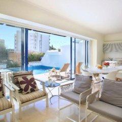 Отель 3 Br Villa Naxos Chg 8926 Кипр, Протарас - отзывы, цены и фото номеров - забронировать отель 3 Br Villa Naxos Chg 8926 онлайн комната для гостей фото 3