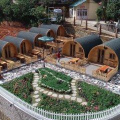 Отель The Hobbit Bungalow Далат помещение для мероприятий