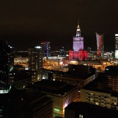 Hotel Warszawa балкон