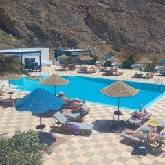 Hotel Marianna пляж фото 2