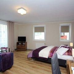 Отель Absynt Apart Wierzbowa комната для гостей фото 3