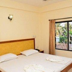 Отель Ocean Waves Meera Гоа комната для гостей фото 3