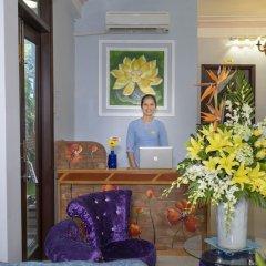 Отель Vip Garden Homestay Хойан интерьер отеля фото 2