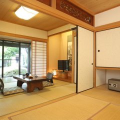 Отель Ryokan Minawa Минамиогуни комната для гостей
