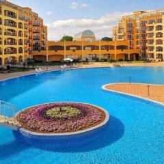 Отель Menada Grand Resort Apartments Болгария, Дюны - отзывы, цены и фото номеров - забронировать отель Menada Grand Resort Apartments онлайн бассейн фото 2