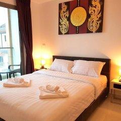 Отель C-View Residence Паттайя комната для гостей